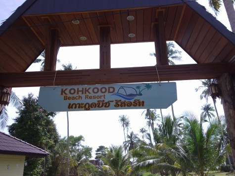 koh kood beach resort